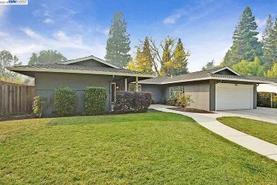 Danville CA Single Family Home New: $1,298,000
