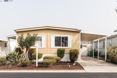 San Leandro Mobile Home Price Change: 379 Santa Paula