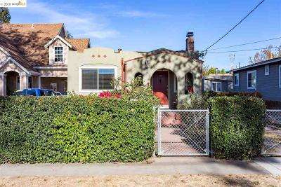 Hayward Single Family Home New: 248 B St