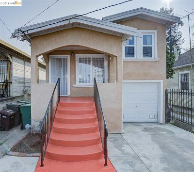 Oakland Single Family Home New: 1358 64th Ave