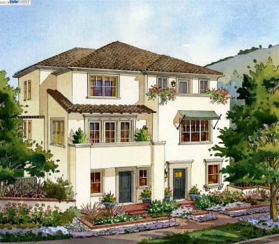 Fremont CA Condo/Townhouse New: $1,265,000