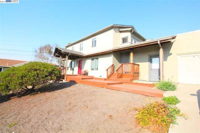 Alameda County, Contra Costa County, San Joaquin County, Stanislaus County Multi Family Home New: 5839 Ralston Ave