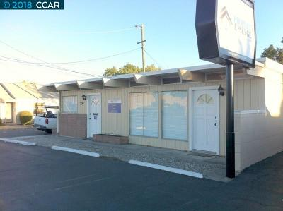 Antioch Commercial For Sale: 100 E 18th St