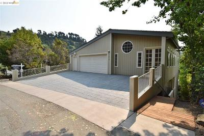 Berkeley Single Family Home For Sale: 7070 Buckingham Blvd
