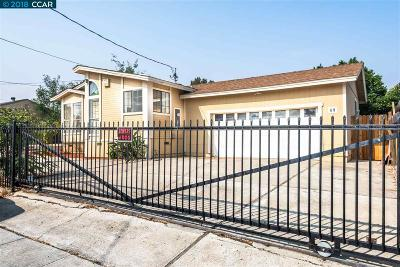 Bay Point Single Family Home Pending Show For Backups: 69 Delta Dr