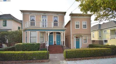 Alameda Multi Family Home New: 2254 Encinal Ave