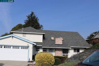 Rodeo Single Family Home For Sale: 833 Ketch Ct