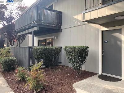 San Ramon Condo/Townhouse For Sale: 9085 Alcosta Blvd #318