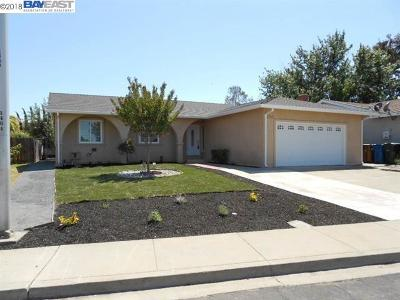 Antioch Single Family Home New: 2749 Barcelona Cir