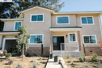 Castro Valley Single Family Home For Sale: 4597 Edwards Ln