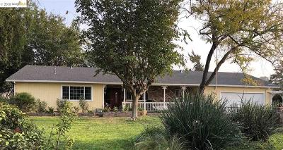 Brentwood Single Family Home For Sale: 930 Randy Way