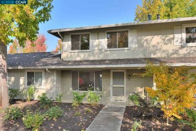 San Ramon Condo/Townhouse For Sale: 2837 Fountainhead Dr