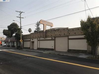 Oakland Commercial For Sale: 2614 Seminary Ave