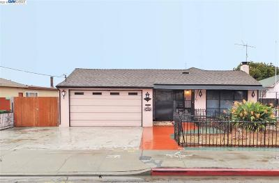 San Leandro Single Family Home For Sale: 14877 Washington Ave