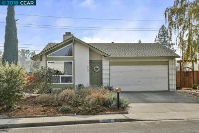 Concord Single Family Home For Sale: 4600 Deercreek Lane
