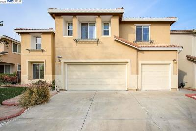 Antioch Single Family Home Pending Show For Backups: 2521 Mammoth Way