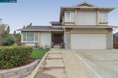 Pittsburg Single Family Home For Sale: 2257 Mount Whitney Dr