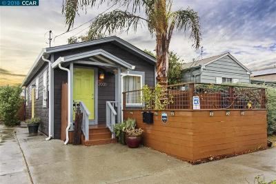 Richmond Single Family Home For Sale: 2031 Rheem Ave