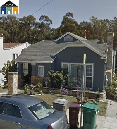 Oakland Single Family Home For Sale: 3226 Millsview