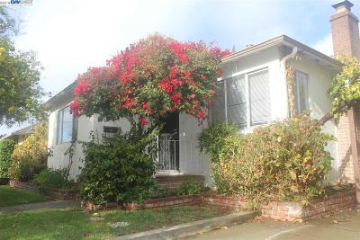 San Leandro Single Family Home Back On Market: 930 Dolores Ave