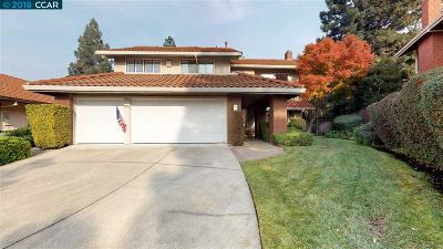 Walnut Creek Single Family Home For Sale: 1178 Calder Lane