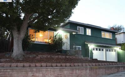 Castro Valley Single Family Home For Sale: 4250 Nando Court