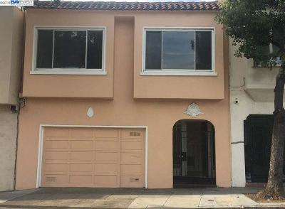 San Francisco Multi Family Home Price Change: 5512 3rd St