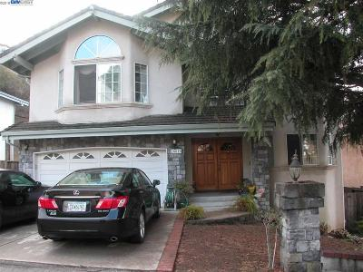 Hayward CA Single Family Home For Sale: $849,000