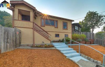 Oakland Single Family Home For Sale: 3432 Storer Ave