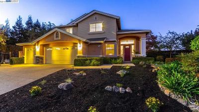 San Ramon Single Family Home Pending Show For Backups: 26 Century Oaks Ct