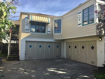 Alameda CA Multi Family Home For Sale: $1,699,999