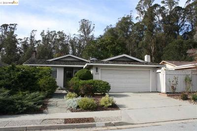 Santa Cruz Single Family Home For Sale: 307 Cabrillo Ave