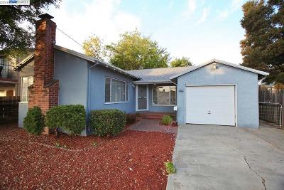 Castro Valley Single Family Home For Sale: 3772 Lorena Ave