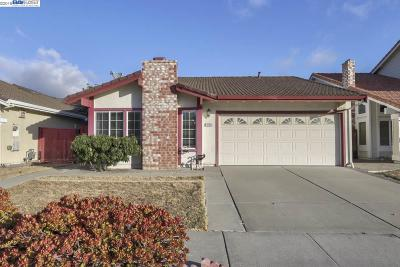 Fremont Single Family Home Price Change: 4769 Jaques Ct