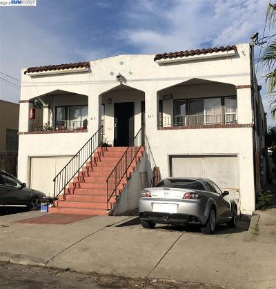 Pittsburg Multi Family Home For Sale: 437 E 9th Street