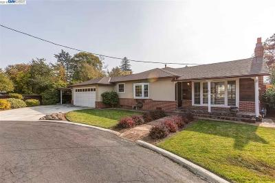 Concord Single Family Home Active - Contingent: 3531 Rose Court