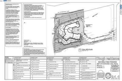 Alamo Residential Lots & Land For Sale: 263 Las Quebradas