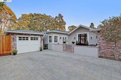 Walnut Creek Multi Family Home For Sale: 139 Richard Ln