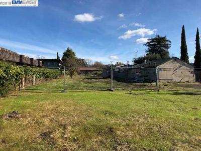 Castro Valley Residential Lots & Land For Sale: 20226 Redwood Road
