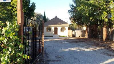 Fremont Single Family Home For Sale: 3173 Washington