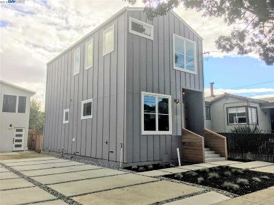 Oakland Single Family Home For Sale: 673 45th St