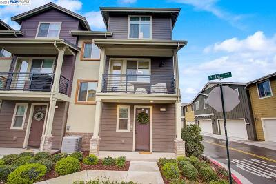Livermore Condo/Townhouse For Sale: 361 Basswood Cmn #1