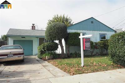 San Lorenzo Single Family Home Back On Market: 16129 Via Pinale