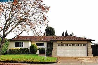 Pleasanton Single Family Home For Sale: 4039 Dorman
