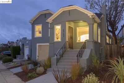 Oakland Single Family Home For Sale: 2753 67th Ave