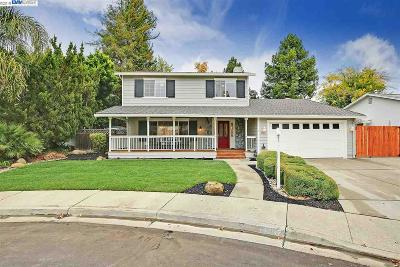 Pleasanton Single Family Home For Sale: 3657 Olympic Ct N