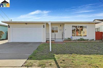 San Leandro Single Family Home For Sale: 1016 Fargo Ave