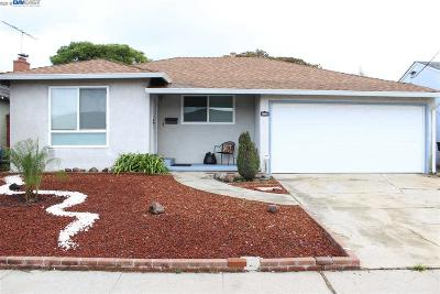 San Leandro Single Family Home For Sale: 14582 Birch St