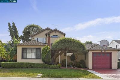 San Leandro Single Family Home Pending Show For Backups: 1318 Chapel Avenue