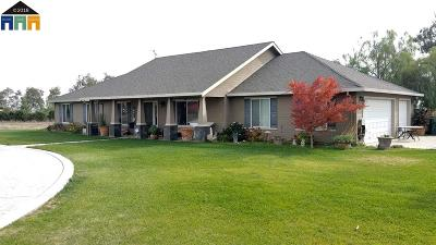 Linden Single Family Home For Sale: 650 S Reid Rd